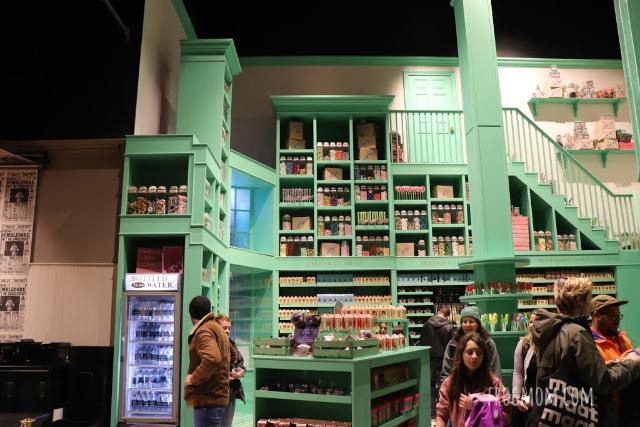 Shop at Harry Potter Studios
