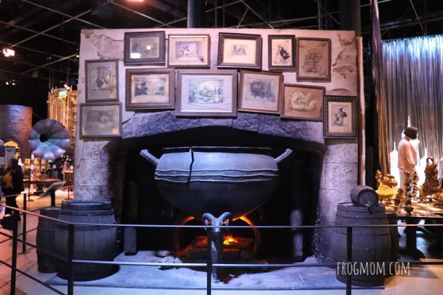 The Leaky Cauldron - Harry Potter studios