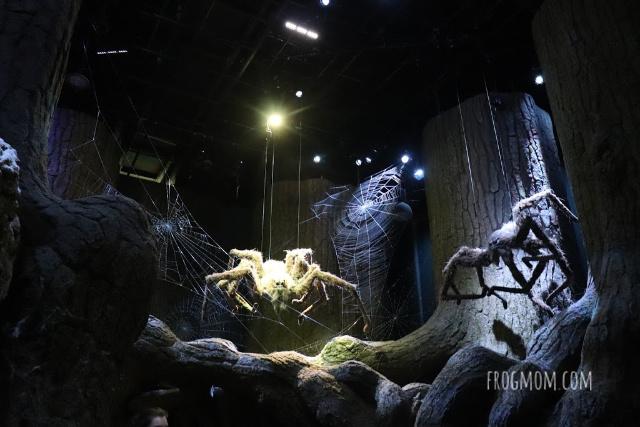 Forbidden Forest - Harry Potter studios