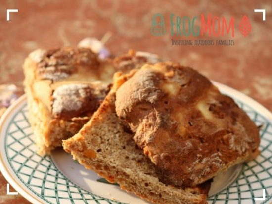 Hot cross buns with Buddha's hand, orange peel