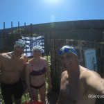 Open Water Swimming: Fort de Brescou, Occitanie