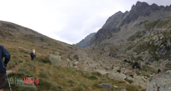 GR10 to Pic du Rulhe